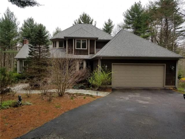 29 Fry Pond Rd, West Greenwich, RI 02817 (MLS #1223571) :: Spectrum Real Estate Consultants