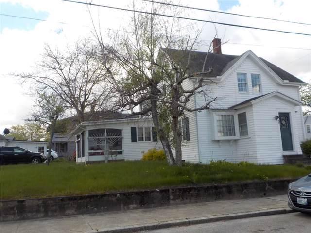 69 Gilbert St, Woonsocket, RI 02895 (MLS #1223722) :: The Seyboth Team