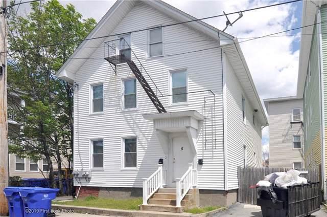 5 Bagley St, Pawtucket, RI 02860 (MLS #1223730) :: The Seyboth Team