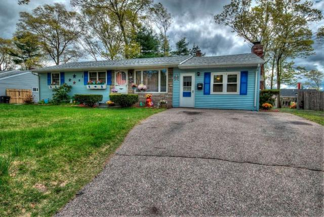 52 Rawlinson Dr, Coventry, RI 02816 (MLS #1223806) :: Albert Realtors