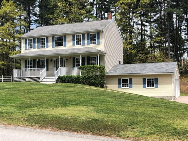 10 Old Hickory Rd, West Greenwich, RI 02817 (MLS #1223817) :: Onshore Realtors
