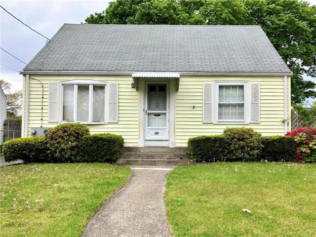 72 Ballston Av, Pawtucket, RI 02861 (MLS #1223825) :: Westcott Properties