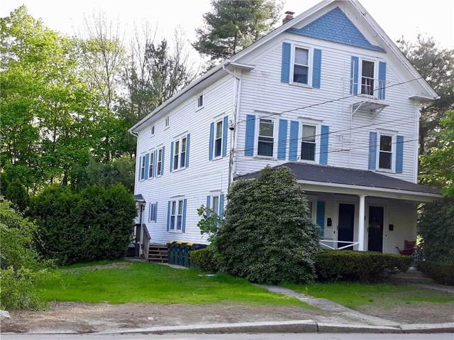 136 Church St, Burrillville, RI 02859 (MLS #1223969) :: The Seyboth Team