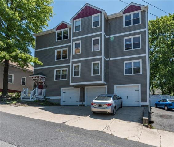 101 Grand View St, Unit#3 #3, East Side of Providence, RI 02906 (MLS #1224113) :: The Seyboth Team