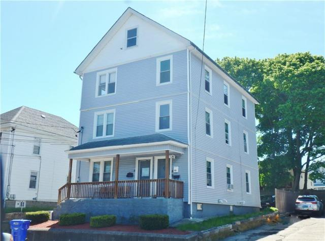 916 Mineral Spring Av, Pawtucket, RI 02860 (MLS #1224121) :: The Seyboth Team