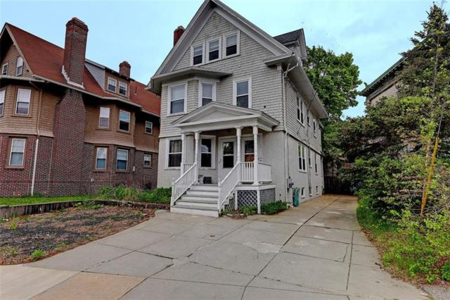 143 Irving St, East Side of Providence, RI 02906 (MLS #1224124) :: The Martone Group