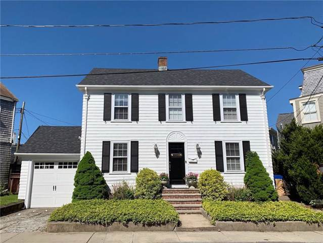 9 Brinley St, Newport, RI 02840 (MLS #1224195) :: Welchman Real Estate Group | Keller Williams Luxury International Division