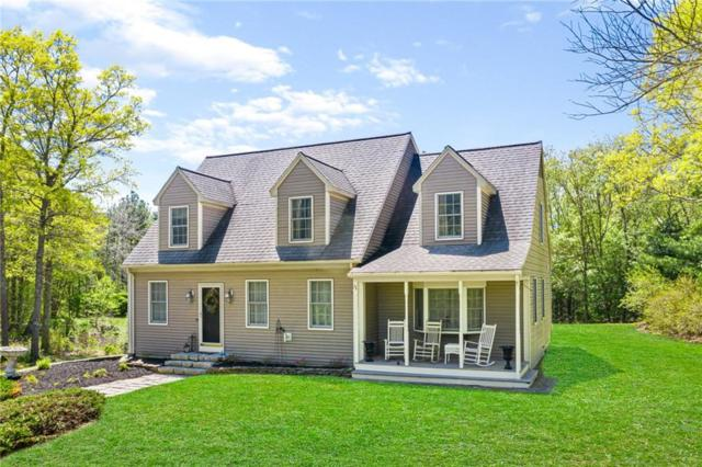 179 Tremont St, Rehoboth, MA 02769 (MLS #1224243) :: The Seyboth Team