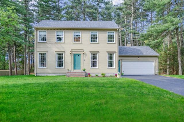 28 Wood Cove Dr, Coventry, RI 02816 (MLS #1224253) :: The Martone Group