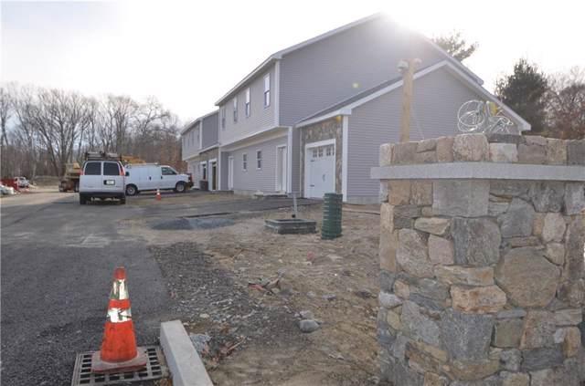 11 Land Wy, Unit#5 #5, Scituate, RI 02857 (MLS #1224261) :: Spectrum Real Estate Consultants