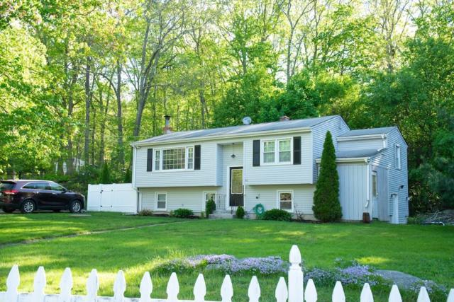 61 Stirling Dr, Glocester, RI 02857 (MLS #1224274) :: The Martone Group