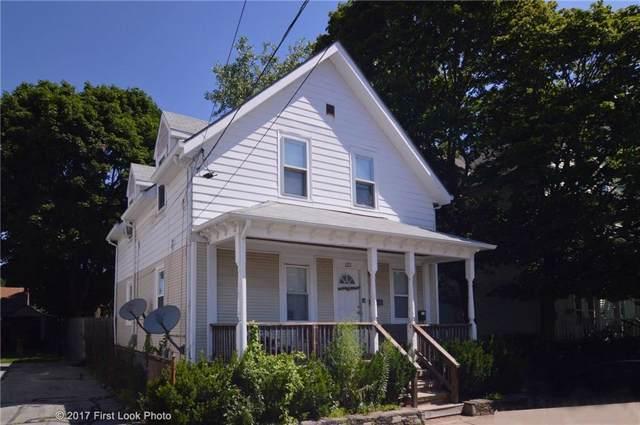 122 Hughes Av, Pawtucket, RI 02861 (MLS #1224296) :: Westcott Properties