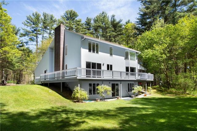 125 Fry Pond Rd, West Greenwich, RI 02817 (MLS #1224342) :: Anytime Realty