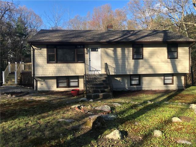168 Carpenter Rd, Scituate, RI 02831 (MLS #1224404) :: Spectrum Real Estate Consultants