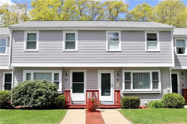 154 Bear Hill Rd, Unit#1504 #1504, Cumberland, RI 02864 (MLS #1224415) :: The Seyboth Team