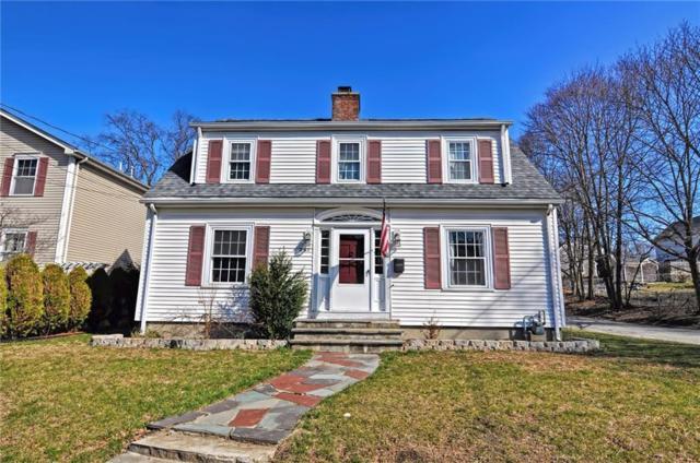 209 Bourne Av, East Providence, RI 02916 (MLS #1224417) :: Westcott Properties