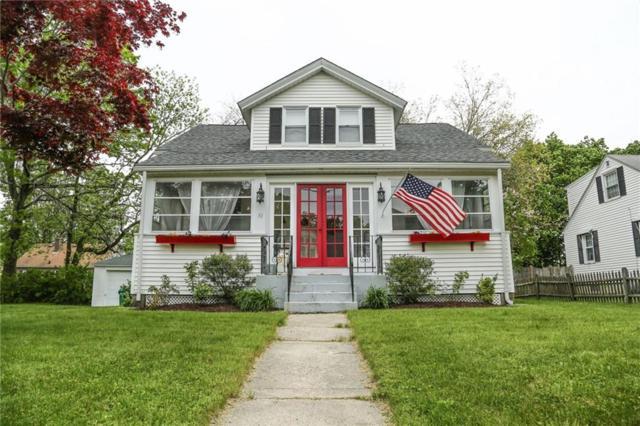 61 Oakdale St, Warwick, RI 02888 (MLS #1224451) :: Westcott Properties