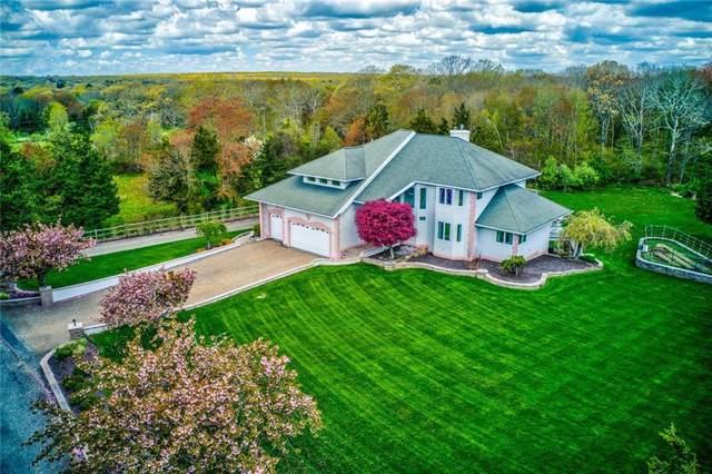 35 - A Meadow Tree Farm Rd, South Kingstown, RI 02874 (MLS #1224567) :: Westcott Properties