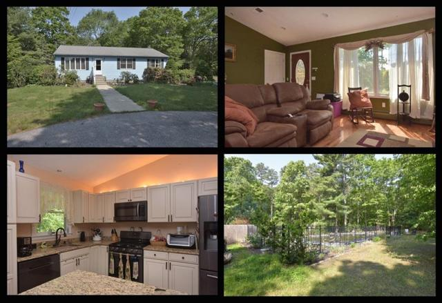 431 Hopkins Hill Rd, Coventry, RI 02816 (MLS #1224612) :: The Seyboth Team