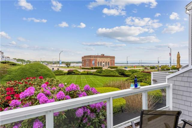 21 Courtway St, Unit#21 #21, Narragansett, RI 02882 (MLS #1224670) :: The Seyboth Team
