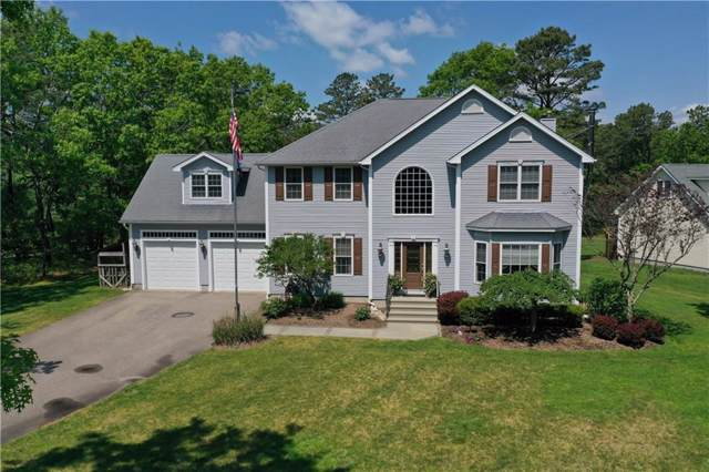 16 Whispering Pine Trl, South Kingstown, RI 02879 (MLS #1224774) :: Westcott Properties