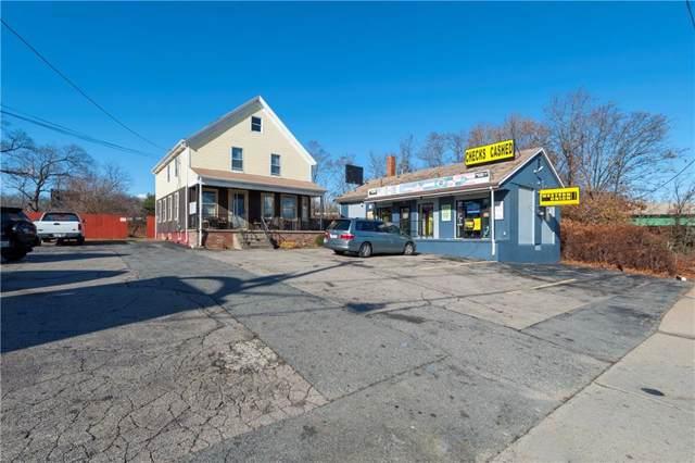 1039 - 1037 Washington St, Attleboro, MA 02703 (MLS #1225099) :: The Seyboth Team