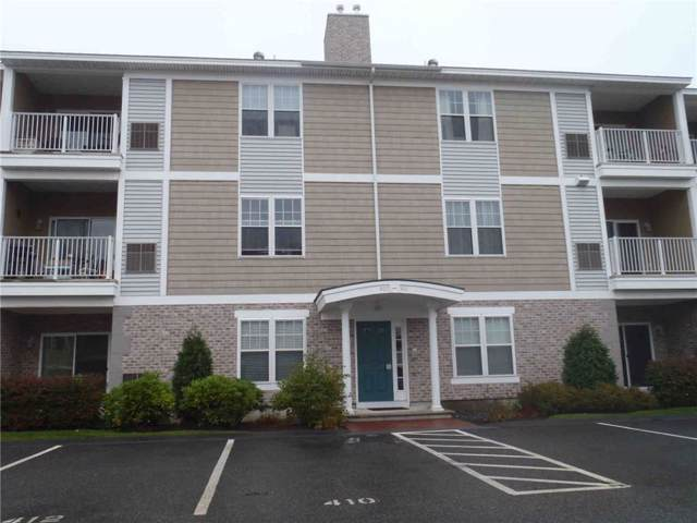 200 Roger Williams Av, Unit#408 #408, East Providence, RI 02916 (MLS #1225599) :: The Seyboth Team