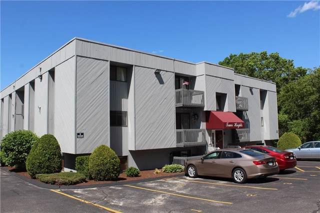 78 Saint Joseph St, Unit#11 #11, Woonsocket, RI 02895 (MLS #1225624) :: The Seyboth Team