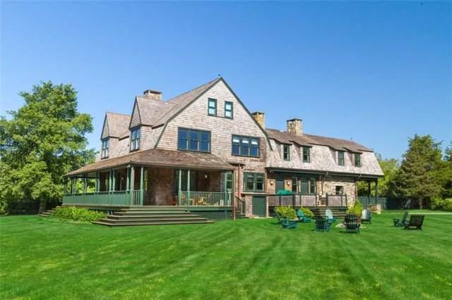 601 Beavertail Rd, Jamestown, RI 02835 (MLS #1225733) :: Welchman Torrey Real Estate Group