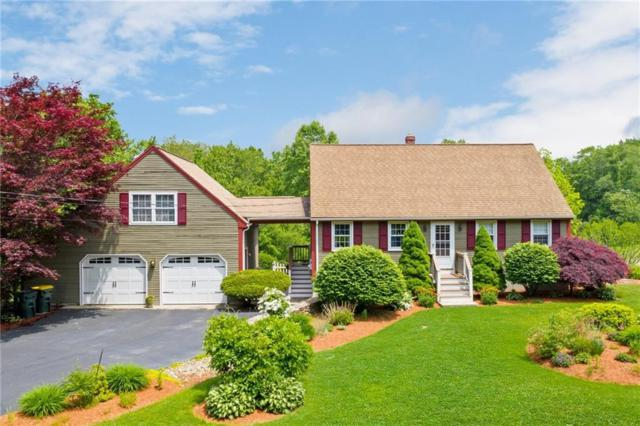 255 Town Farm Rd, Burrillville, RI 02896 (MLS #1225881) :: The Seyboth Team