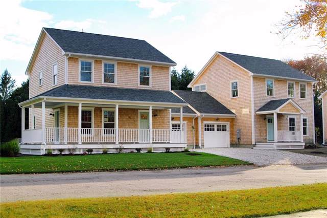 13 Arnold Av, Unit#A A, Jamestown, RI 02835 (MLS #1225923) :: Welchman Torrey Real Estate Group