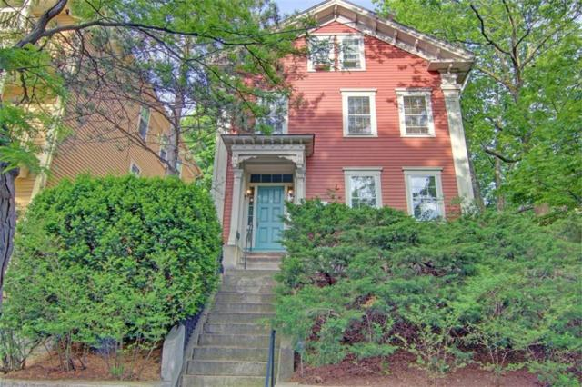 16 Pratt St, Unit#B B, East Side of Providence, RI 02906 (MLS #1225962) :: Onshore Realtors