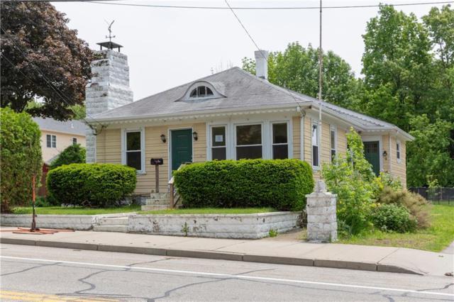 1215 Diamond Hill Rd, Woonsocket, RI 02895 (MLS #1226052) :: Westcott Properties