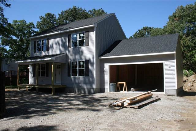 221 Howard Av, Coventry, RI 02816 (MLS #1226295) :: Albert Realtors
