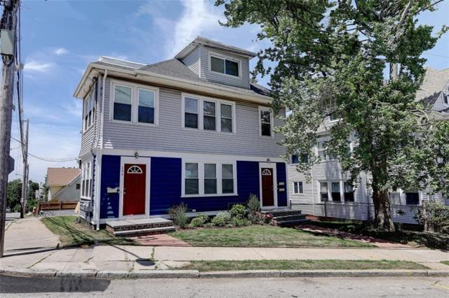 244 Camp St, Unit#1 #1, East Side of Providence, RI 02906 (MLS #1226420) :: The Seyboth Team