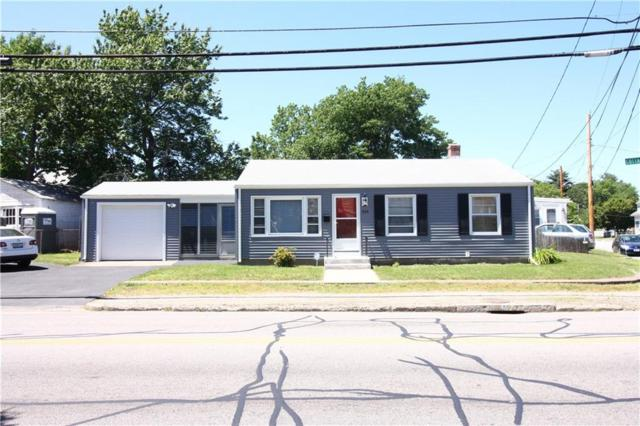 816 Cottage St, Pawtucket, RI 02861 (MLS #1226492) :: RE/MAX Town & Country