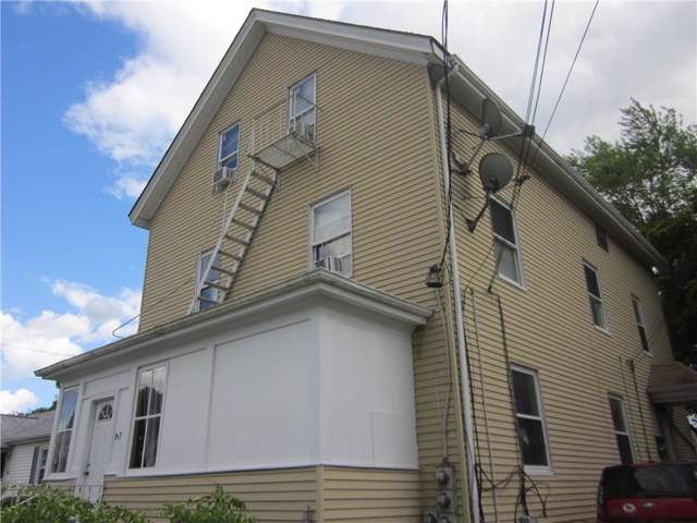 257 Hughes Av, Pawtucket, RI 02861 (MLS #1226533) :: RE/MAX Town & Country