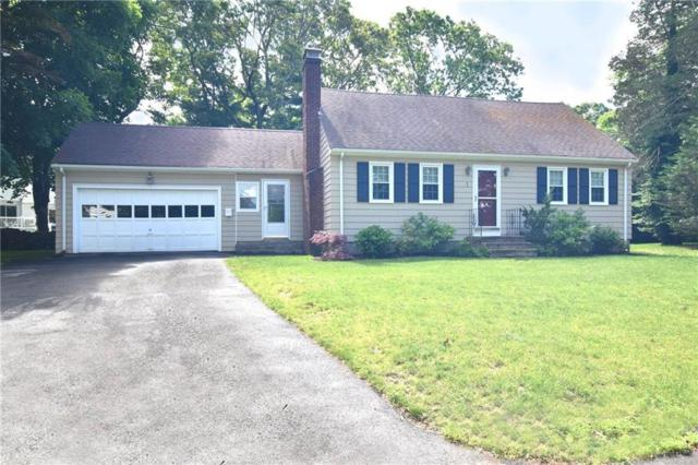1 Edmond Cir, Warwick, RI 02886 (MLS #1226837) :: Albert Realtors