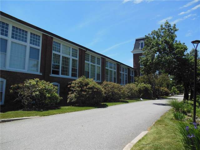 40 Web Av, Unit#109 #109, North Kingstown, RI 02852 (MLS #1226856) :: The Martone Group