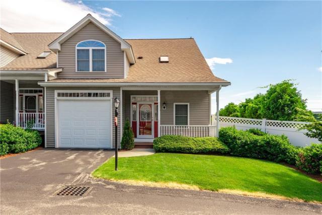 158 Bear Hill Rd, Unit#101 #101, Cumberland, RI 02864 (MLS #1226865) :: RE/MAX Town & Country