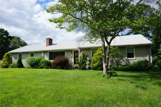 134 Oakdale Rd, North Kingstown, RI 02852 (MLS #1226867) :: RE/MAX Town & Country