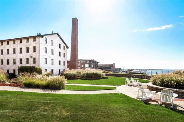 343 Thames Street 304 M, Bristol, RI 02809 (MLS #1226870) :: The Seyboth Team