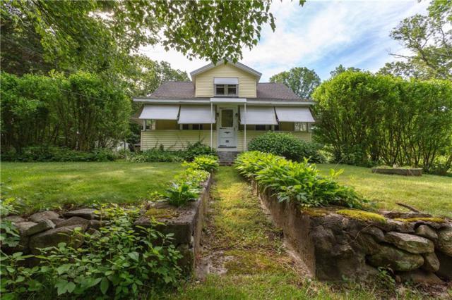 640 Rockland Rd, Scituate, RI 02857 (MLS #1226907) :: Westcott Properties