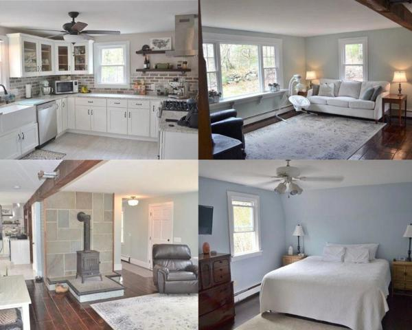 820 Hopkins Hill Rd, West Greenwich, RI 02817 (MLS #1227038) :: The Martone Group