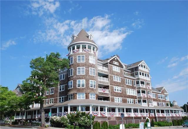 53 Conanicus Av, Unit#1F 1F, Jamestown, RI 02835 (MLS #1227149) :: Welchman Torrey Real Estate Group