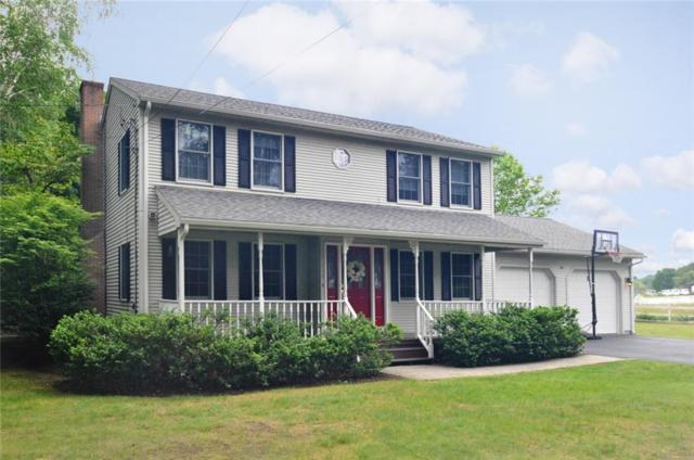 438 Angell Rd, North Providence, RI 02904 (MLS #1227447) :: The Martone Group