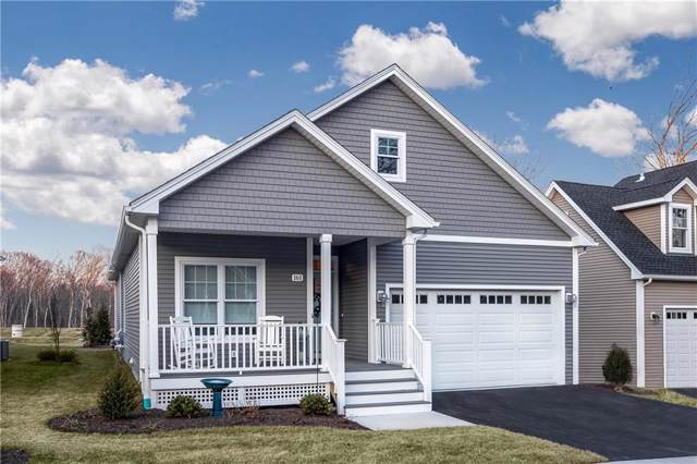 196 Seawynds Dr, North Kingstown, RI 02874 (MLS #1227579) :: The Martone Group