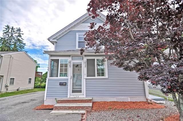 172 Pleasant St, Cranston, RI 02910 (MLS #1227613) :: Westcott Properties
