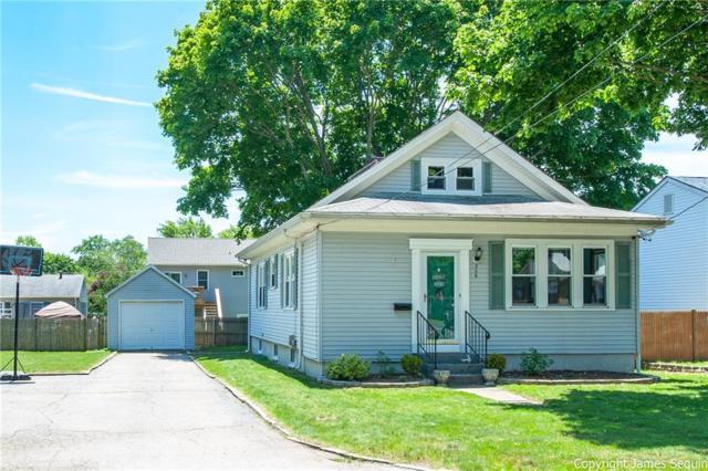 306 Samuel Gorton Av, Warwick, RI 02889 (MLS #1227634) :: Westcott Properties