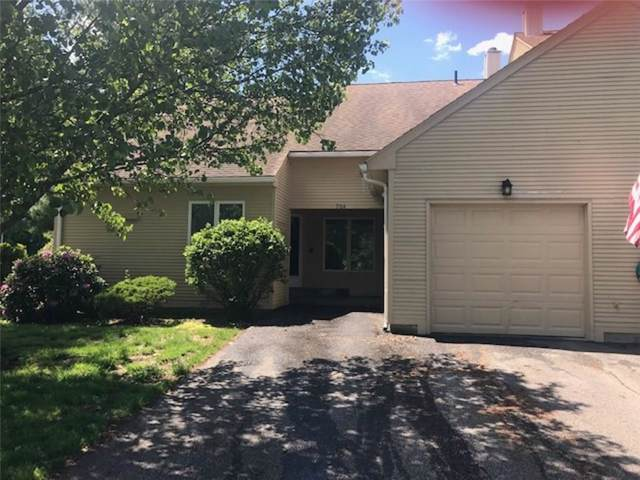 70 Hilltop Dr, Unit#A A, North Providence, RI 02904 (MLS #1227651) :: Westcott Properties